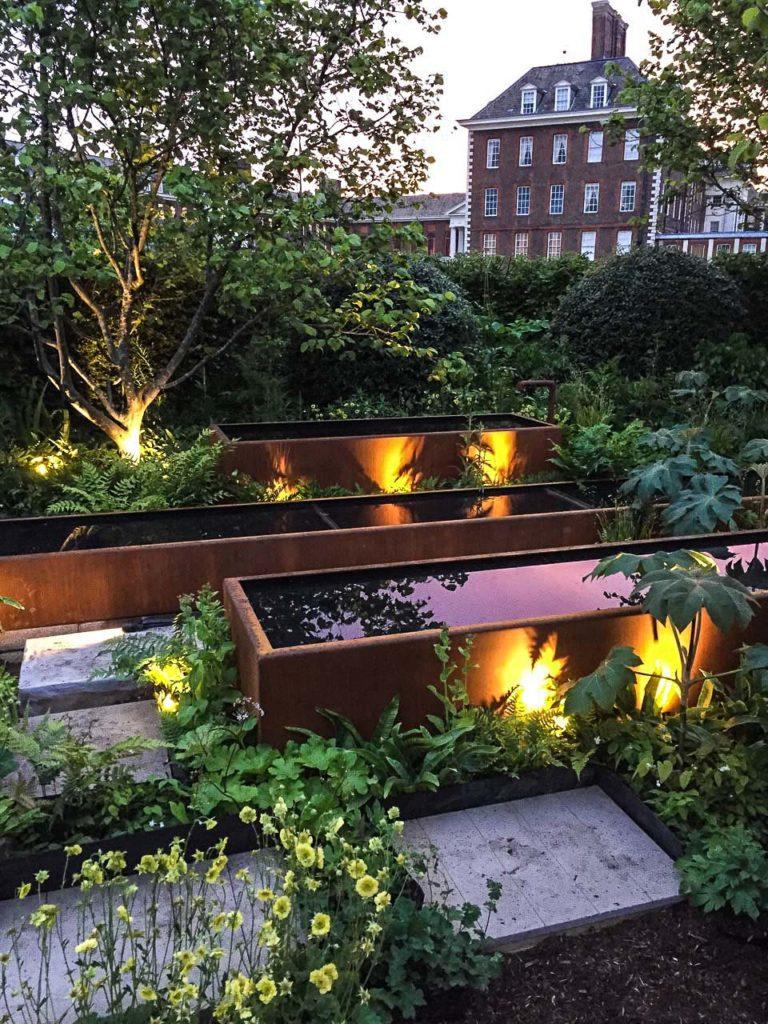 chelsea flower show 2017 garden design james alexander. Black Bedroom Furniture Sets. Home Design Ideas